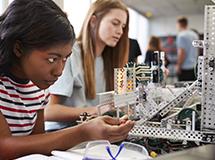 Laurel School Robotics Team